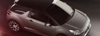 La DS3 Cabrio joue les top models à Milan