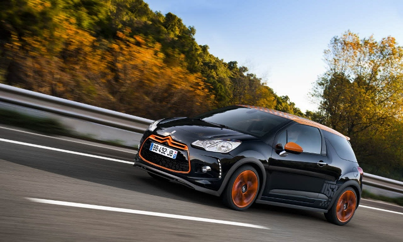 Ds3 Noir Et Orange : citro n ds3 racing noir obsidien et orange distinctive series ~ Gottalentnigeria.com Avis de Voitures