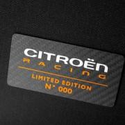 Plaque de numérotation de Citroën DS3 Racing