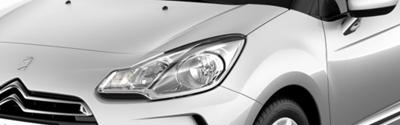 Gris Aluminium (Teinte Citroën DS3)