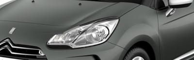 Gris Manitoba (Teinte Citroën DS3)