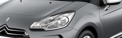 Gris Thorium (Teinte Citroën DS3)