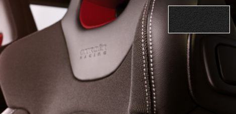 Intérieur Citroën DS3 Alcantara / Trami / Tep Carla Mistral
