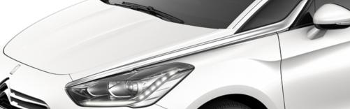 Blanc Nacré - Teinte Citroën DS5