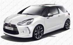 Citroën DS3 White
