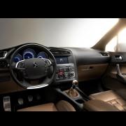 Intérieur de Citroën DS4 Just Mat