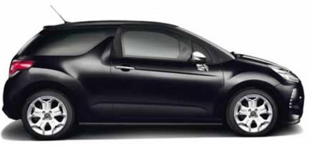 Profil de Citroën DS3 Black