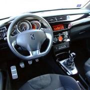 Intérieur de Citroën DS3 Just Black