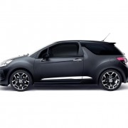 Citroën DS3 Just Black