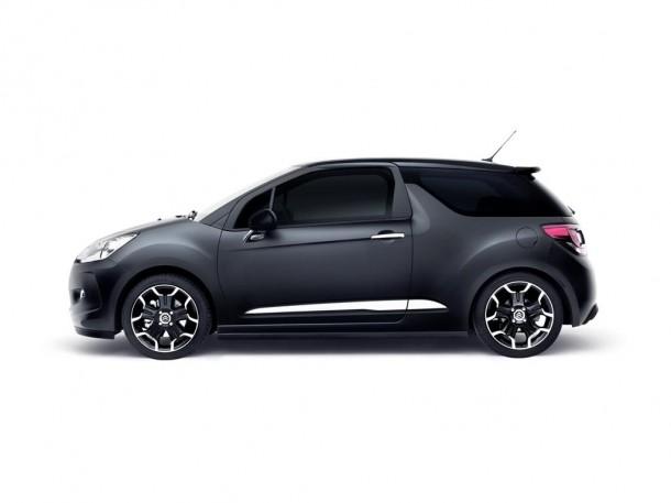 Citroën DS3 Just Black