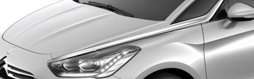 Gris Aluminium - Teinte Citroën DS5