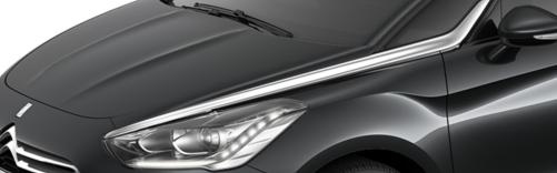 Gris Hurricane - Teinte Citroën DS5