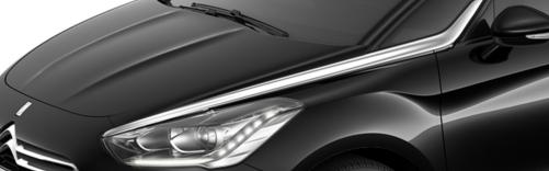 Noir Perla Nera - Teinte Citroën DS5