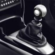 Pommeau de levier de vitesse de Citroën DS3 White ou Black