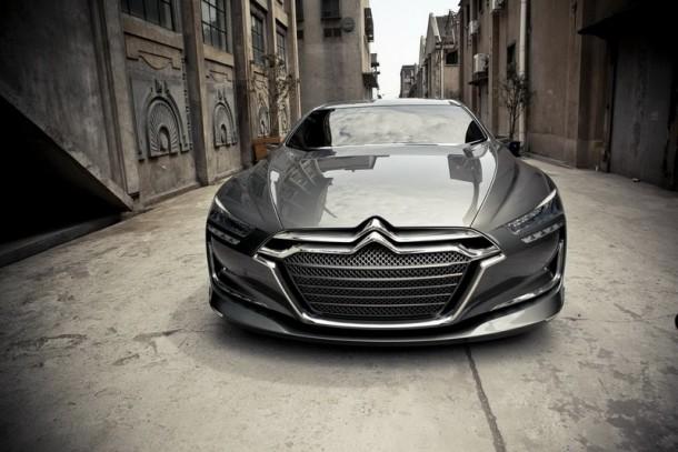 Concept Citroën Metropolis