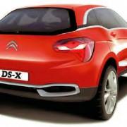 Citroën DS-X - SUV
