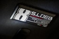 Plaque numérotée Citroën DS3 Racing S. Loeb