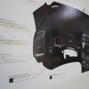 DS5 White Pearl : Guide de montage de la planche de bord