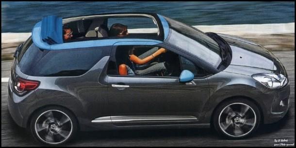 DS3 Découvrable (Cabriolet)