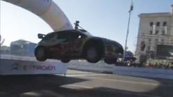 Road Show de Sébastien Loeb sur DS3 WRC