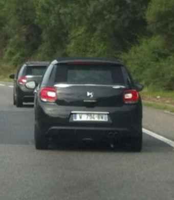 Citroën DS3 Cabriolet