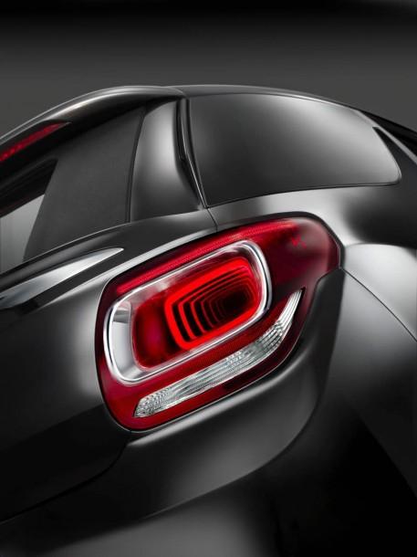 Feux arrières de DS3 Cabrio